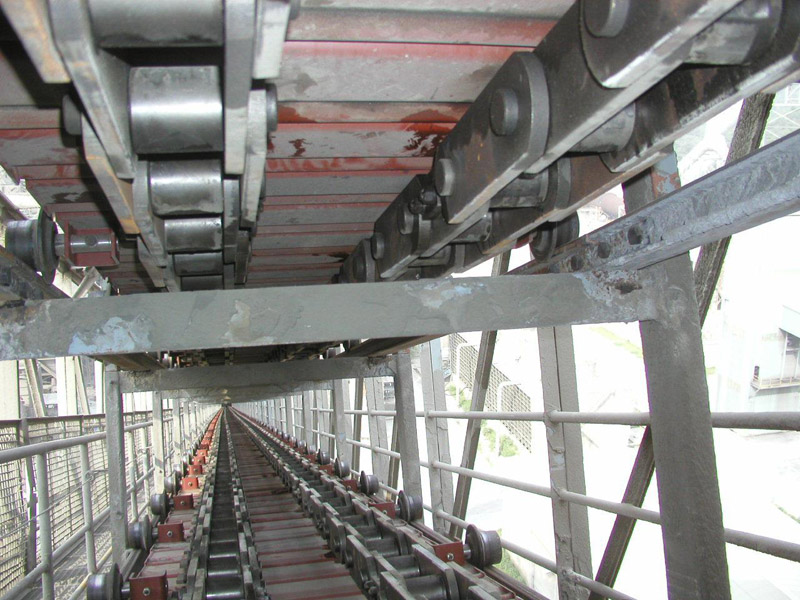 Deep Pan Conveyors Mtc